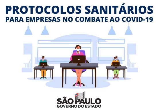 Protocolos Sanitários