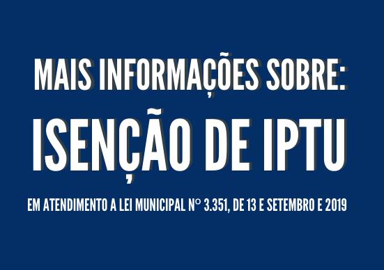 Carne de IPTU