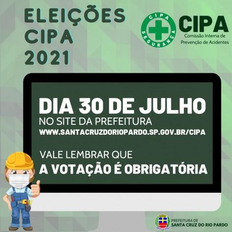 Eleições CIPA 2021